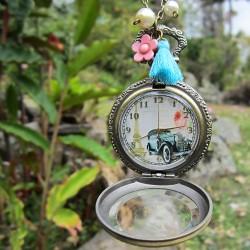 Reloj Collar Carro Torre Eiffel